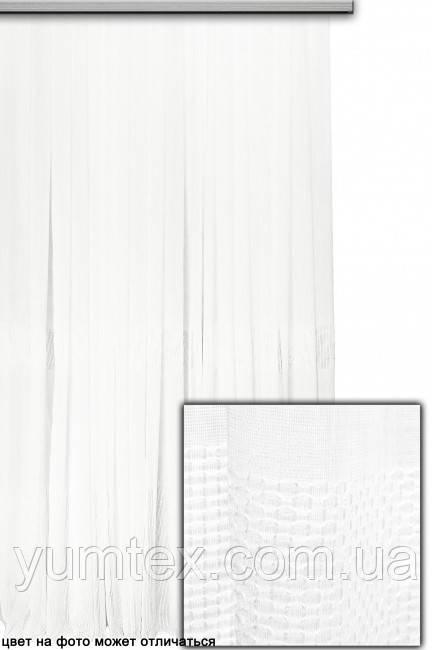Тюль кисея Роял, цвет белый