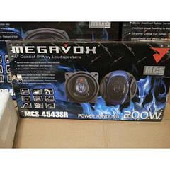 Автомобильная акустика Megavox MCS-4543SR (10 см)