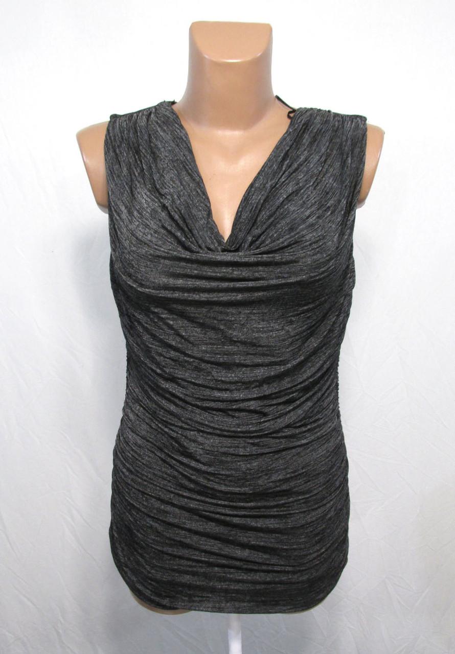 Платье H&M, M (170), серое, Как новое!