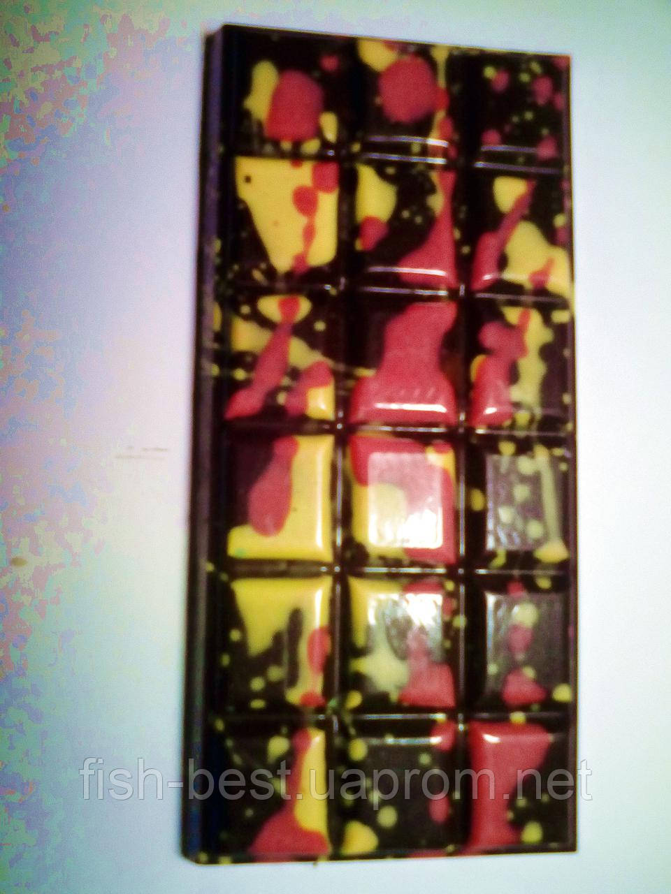 Шоколад с кэроба, ореховое ассорти. 100 грамм.
