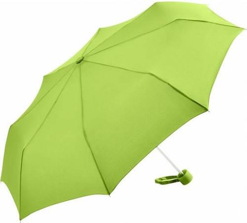 Зонт женский механический компактный облегченный FARE (ФАРЕ) FARE5008-lime