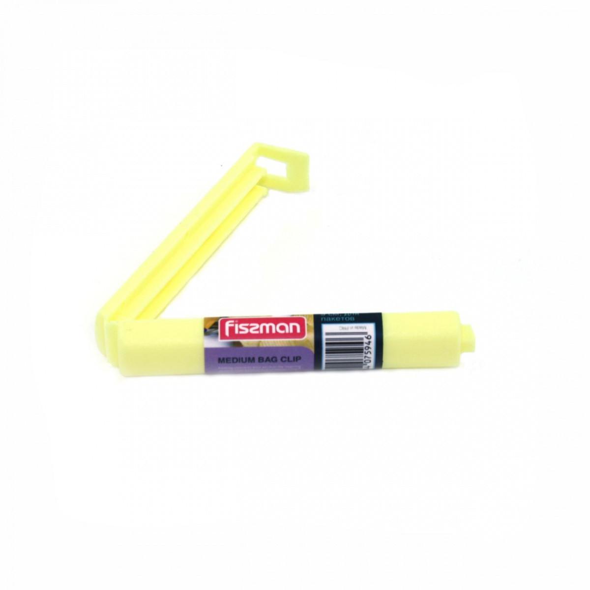 Зажим для пакетов Fissman 9 см (Пластик)