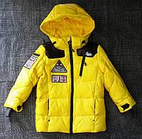 Куртки лыжные детские