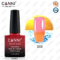 Термо гель- лак Canni № 333