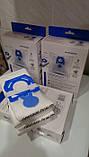 Комплект мешков для сбора пыли пылесоса Zelmer 49.4020, ZVCA100B, 49.4000 синий-4 шт, фото 5