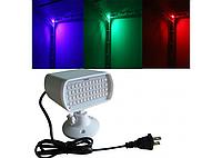 Стробоскоп Led strobe 48 K RGB, Stage Light, освещение для сцен, для вечеринок, бара, цветомузыка