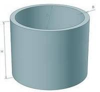 Кольцо колодезное стеновое КС 15.9 со скобами