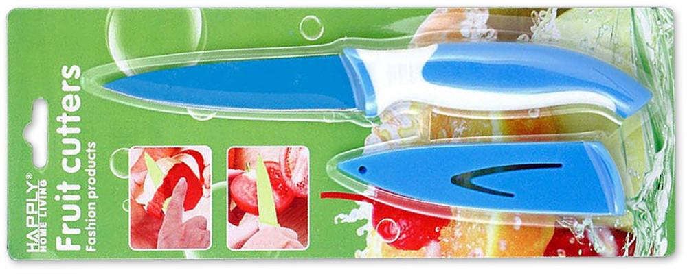 Нож кухонный для очистки НК-1 (синий) MHR /09-0