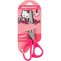 Ножницы детские. Пластиковые ручки. Длина 13см. Упаковка: открытый блистер.