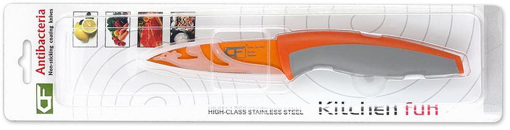 Нож кухонный для очистки НК-11 (микс) MHR /03-1