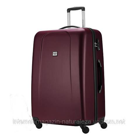 Большие чемоданы Hauptstadtkoffer maxi Wedding вишневый, фото 2