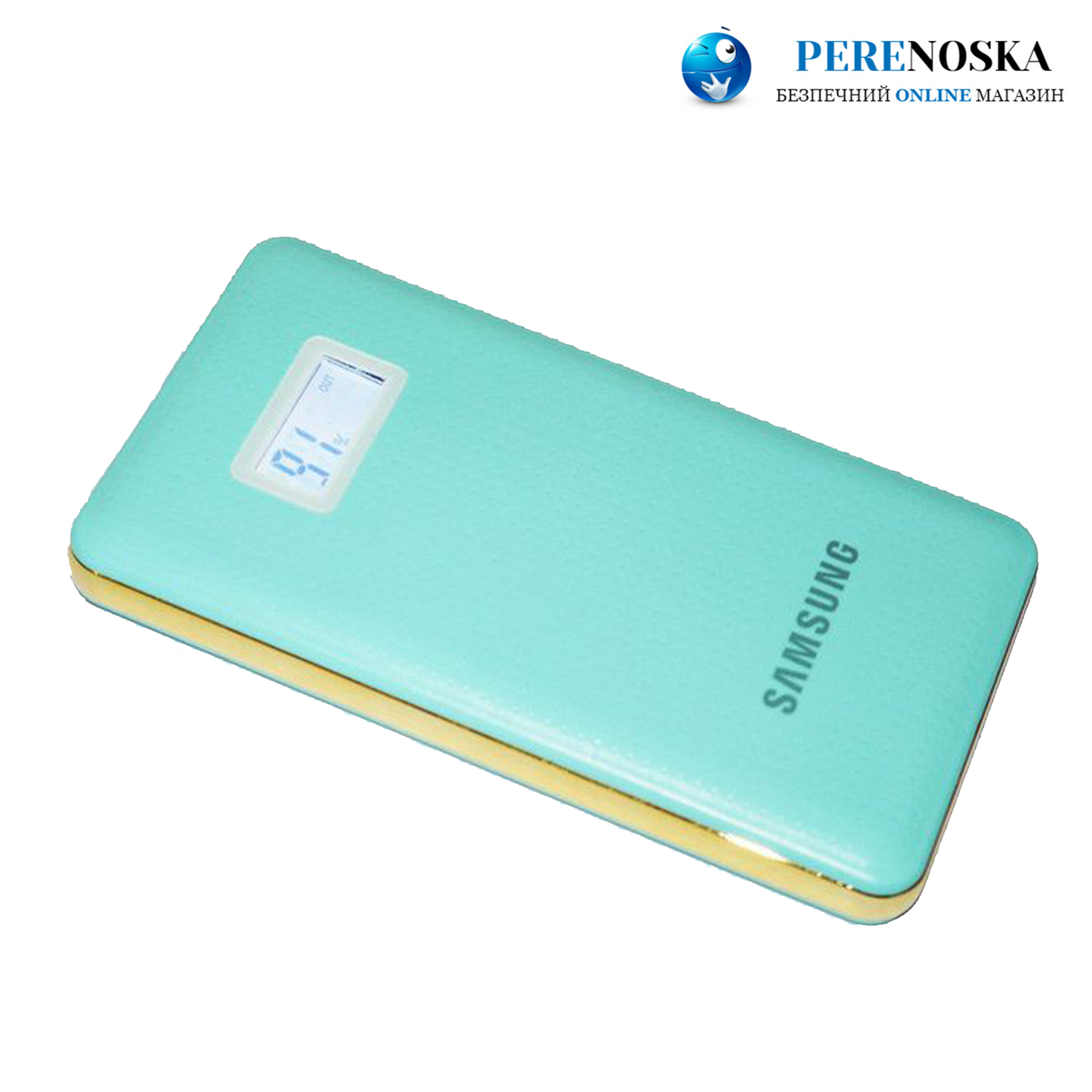 Power Bank Samsung 20000 mAh LCD 2xUSB