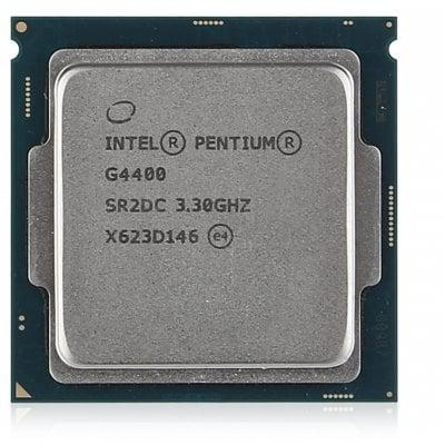"Процессор Intel Pentium G4400 BX80662G4400 3.3GHz Socket 1151 Tray ""Over-Stock"" Б/У"