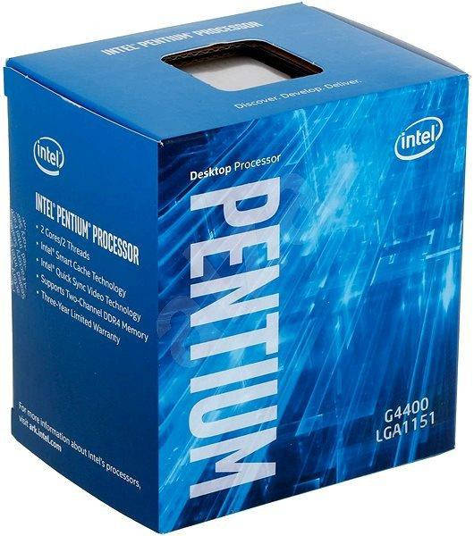 "Процессор Intel Pentium G4400 3.3GHz Skylake (BX80662G4400) BOX ""Over-Stock"""