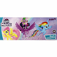 Краски акварельные, картонная упаковка, 12 цв., My Little Pony, LP17-041