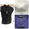 Рубашка мужская  slim fit ( коттон; р-ры M - 3XL )