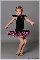 Юбка для танцев латина Fenist № 409