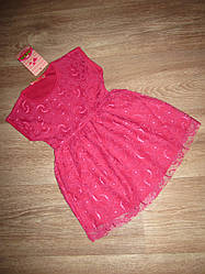 Нарядное платье для девочки 1-5лет МАЛОМЕРИТ