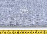 Ткань хлопковая с имитацией переплетения нитей, цвет серый, №1212, фото 2