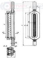 Указатель уровня жидкости 12с11бк1  №6