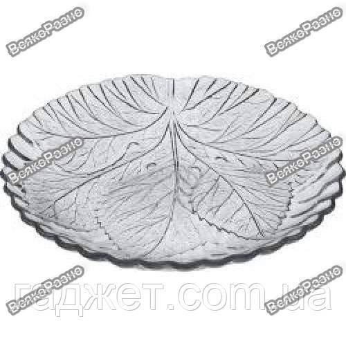 Стеклянная тарелка Султана