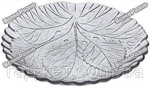 Стеклянная тарелка Султана, фото 3