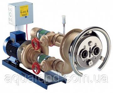 Противоток бронзовый Fitstar Taifun Duo, Полный комплект 2 сопла, 2,6кВт, 63м3/ч