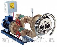 Протитечія бронзовий Fitstar Taifun Duo, Повний комплект 2 сопла, 2,6 кВт, 63м3/год