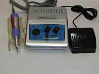 Фрезерная машинка для маникюра и педикюра Electric drill JD500 серый (30000 об./мин)Simei Юж. Корея
