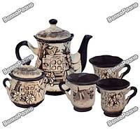 Набор чайный 8 предметов. Чайный сервис