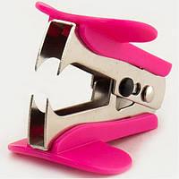 Дестелер с механизмом фиксации в закрытом положении, розовый. Картонная упаковка.