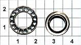 Люверс 600 со стразами диаметр 7 мм, фото 2