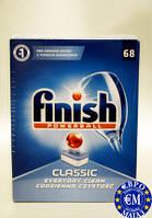 Таблетки для посудомийки Finish Powerball Classic 68 шт