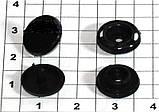 Кнопки пластиковые Т8 для папок 15 мм упаковка 1000штук, фото 4