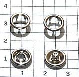 Кнопки Baby рубашечные 9.5мм 50 штук, фото 2