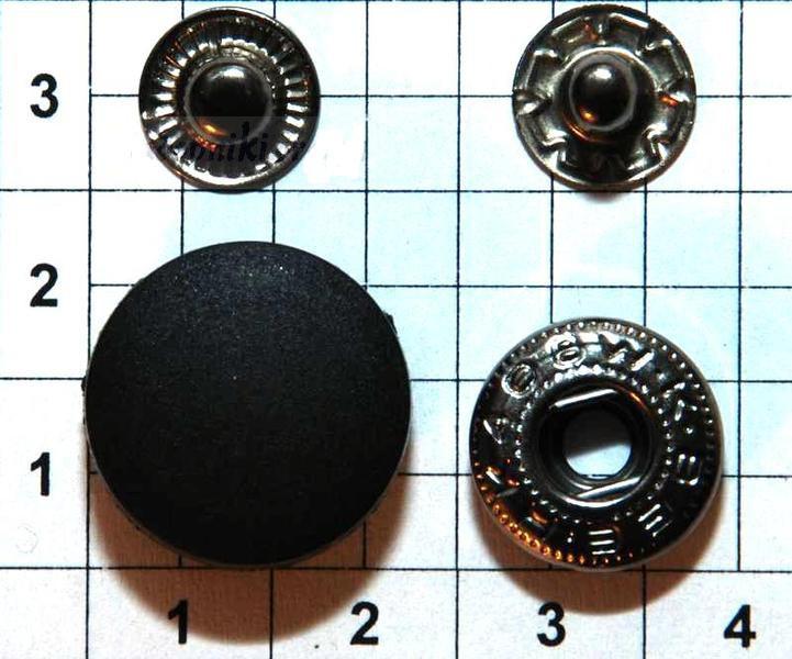Кнопки пластиковые 15 мм упаковка 1000 штук
