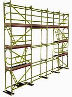 Леса строительные ЛРСП 300 металлические от производителя со склада