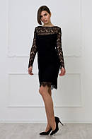 Сукня Tavrovska Ricciolo 36 Чорний