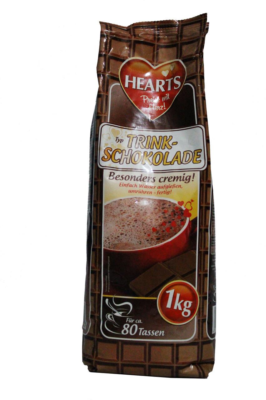 Шоколадний напій Hearts Trink schokolade 1 кг.