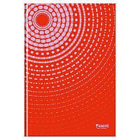 Книга записная в твердой обложке, серия Sun. Формат А4, 96 листов в клетку. Цвет: красный.