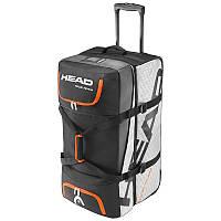 Теннисная сумка HEAD Tour Team Travelbag SIBK 2018