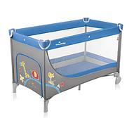Детский манеж кровать Baby Design Simple  расцветки в ассортименте 2014г
