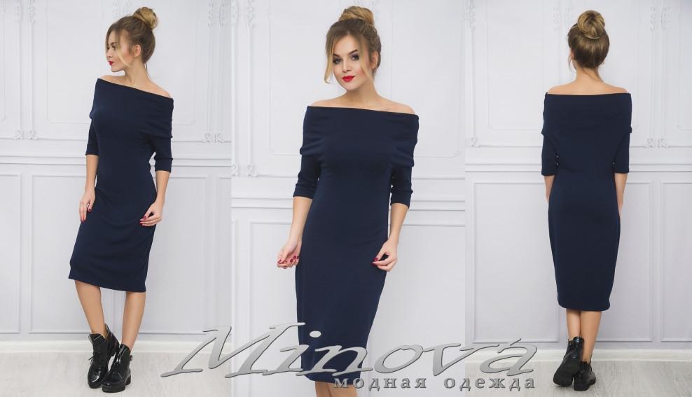 Платье женское от ТМ Minova норма недорого в интернет-магазине Украина ( р.  42 281b81219d5