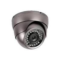 TD-9525M-D/FZ/PE/IR2 Купольная уличная видеокамера с ИК-подсветкой до 30 м.