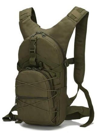 Рюкзак тактический Combat EDS 15 L. Спортивно-туристический. Креплением молле и гидратор.