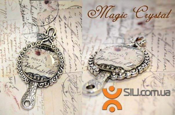 Смола MagicCrystal LENSE Кристал Ленз- ювелирная прозрачная смола глазурь (упаковка 160 г)