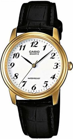 Наручные мужские часы Casio MTP-1236PGL-7BEF оригинал