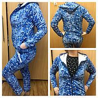 Женский спортивный костюм Трикотаж ТУРЕЦКАЯ ткань