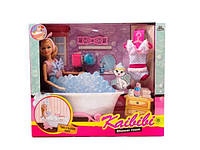 Кукла в ванной BLD156 Каibibi