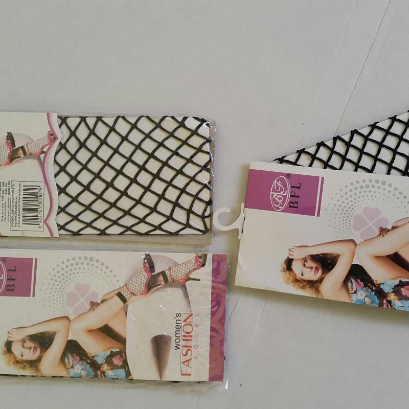 Носки сетка женские
